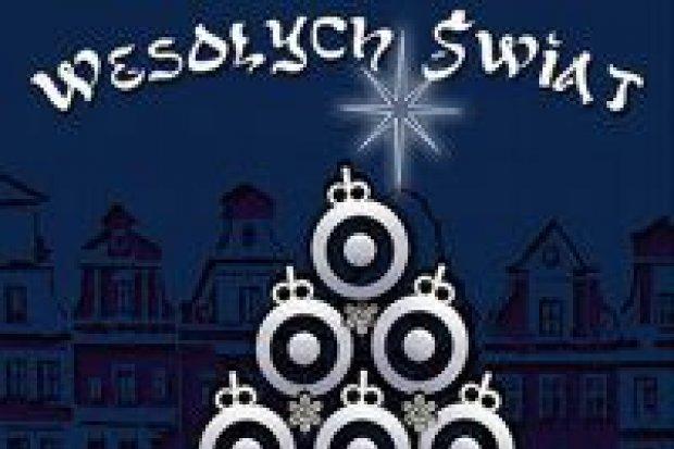 Gmina Miejska życzy Wesołych Świąt