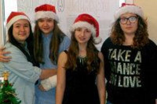 Wielka świąteczna uroczystość w GS nr 4