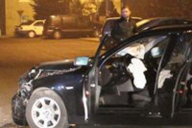 Wypadek w Kruszynie, czterej poszkodowani