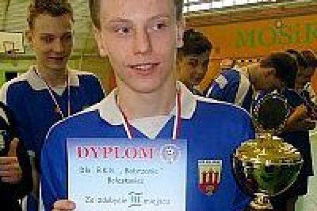 Kolejne sukcesy młodych piłkarzy BKS Bobrzanie