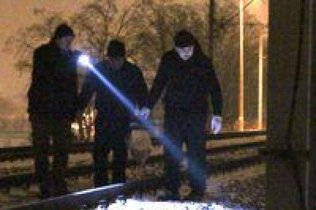 Pociąg uderzył w mężczyznę na torach