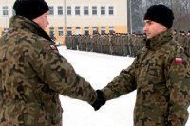 Żołnierz 10BKPanc uratował życie mieszkańcowi Świdnicy