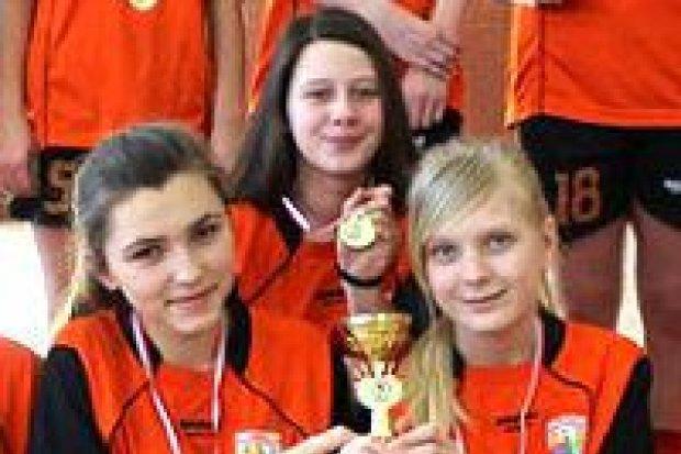 Dziewczęta z Kraśnika najlepsze w gminnej siatkówce
