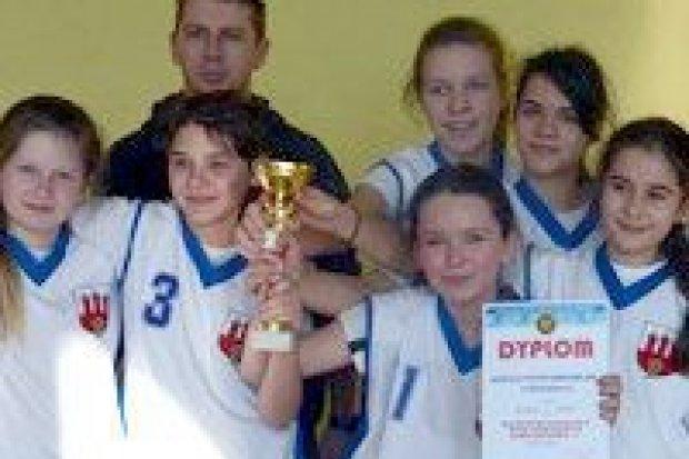Siatkarki z SP nr 4 mistrzyniami Bolesławca