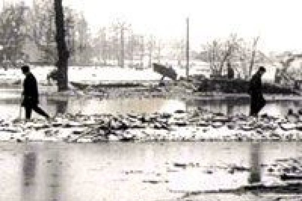 Dawna katastrofa w Iwinach