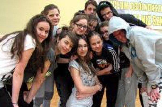 Taneczni ambasadorowie II LO jadą na mistrzostwa Polski