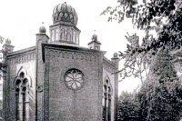 Dawna synagoga w Bolesławcu