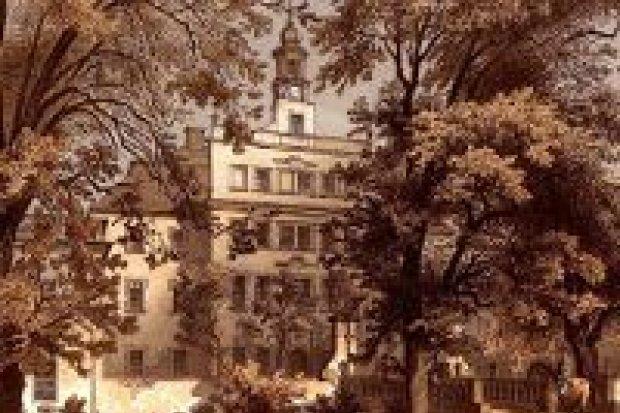Pałac w Trzebieniu