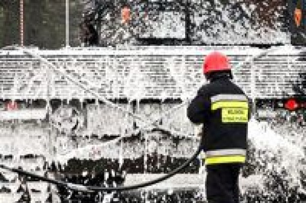 Ćwiczebny alarm pożarowy w Świętoszowie