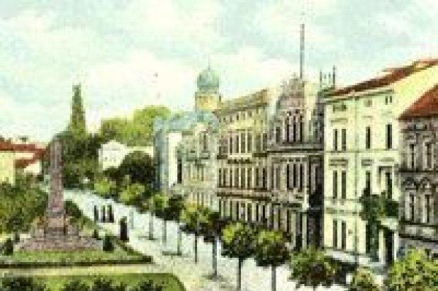 Dawny Bolesławiec: ulica Bolesława Kubika