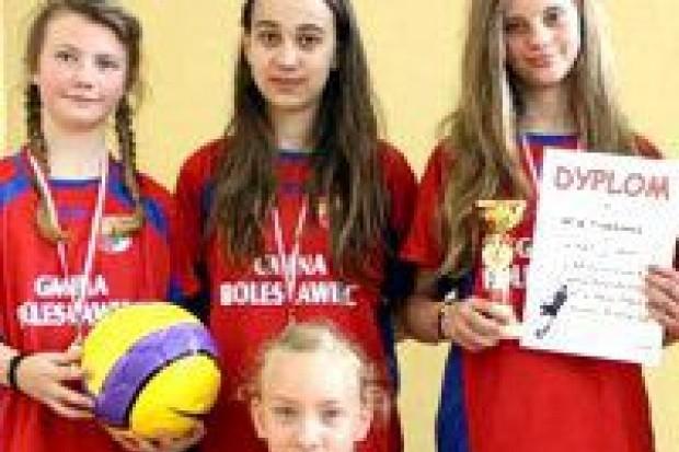 Piłkarki z Trzebienia najlepsze w gminie
