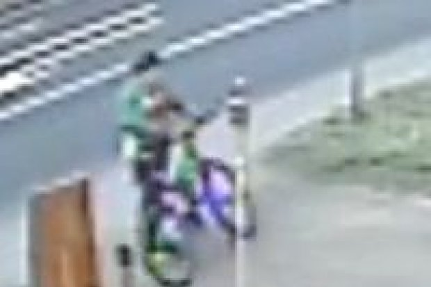 Odzyskano skradziony rower