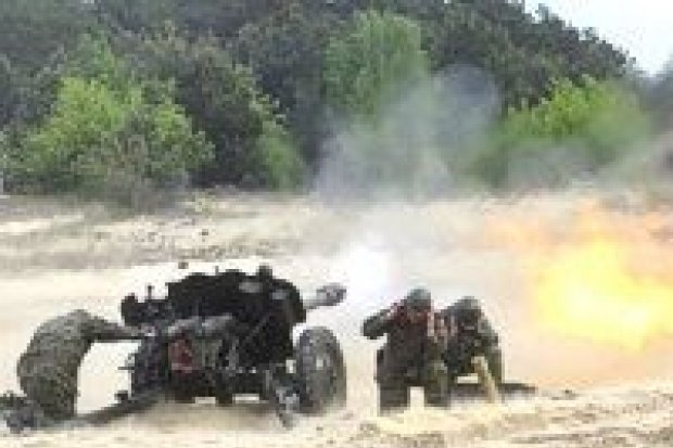 Znamy mistrzów ognia artyleryjskiego