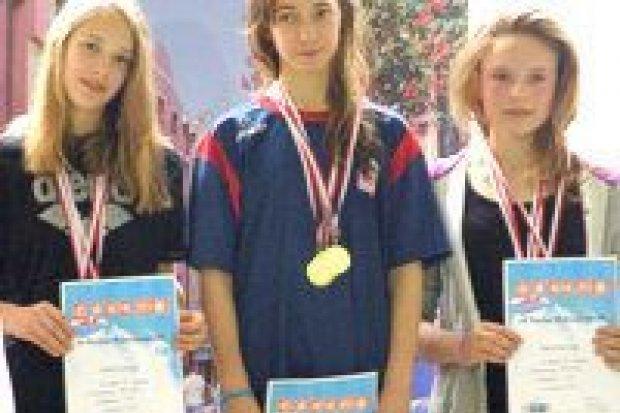 Udany występ pływaków UKS Oxpress