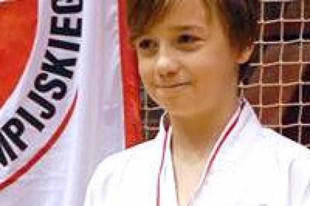 Nasz taekwondoka z kwalifikacją do Olimpiady Młodzieży
