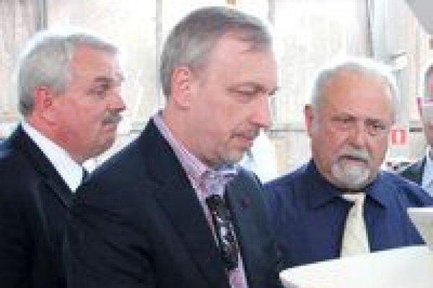 Minister Zdrojewski nie odezwał się słowem do bolesławian