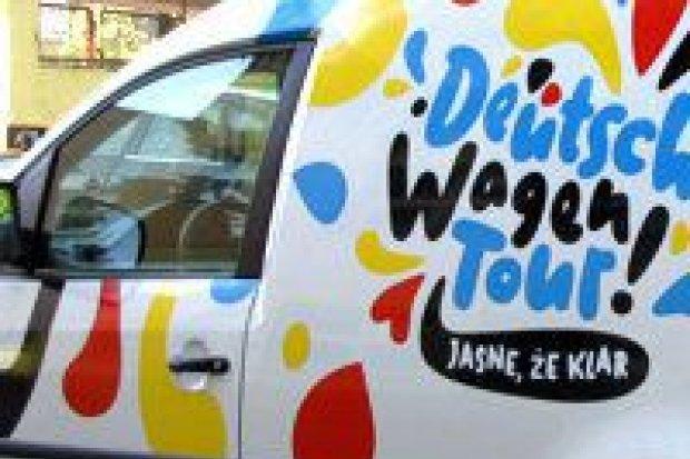 Niemiecki z dostawą do ucznia, czyli Deutsch Wagen w II LO