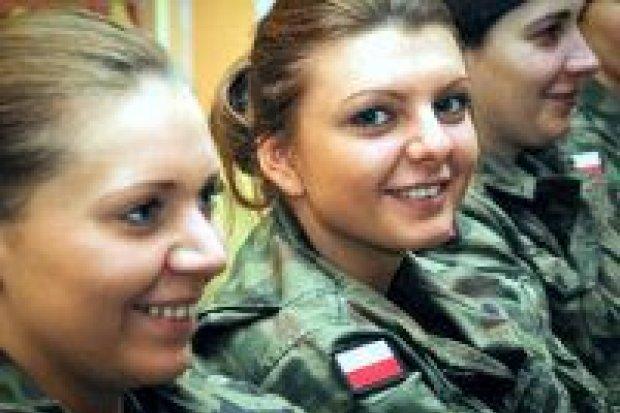 Spotkanie środowiskowe kobiet-żołnierzy