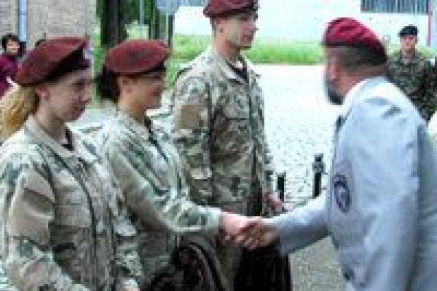Ćwiczenie terenowe Commando