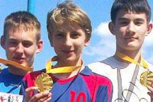 Lekkoatleci z Nowogrodźca na mistrzostwach Polski