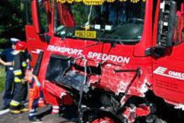 Wypadek na drodze nr 94, 34-latek nie żyje