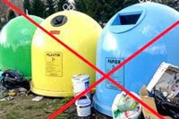 Nowogrodziec ma sposób na śmiecących nielegalnie