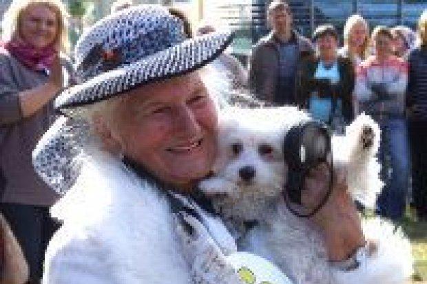 Fiona, Ali i Alberto zwycięzcami pokazu psów