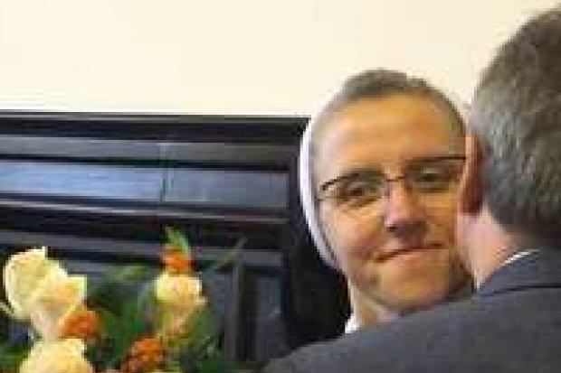 Prezydent pożegnał siostrę Agnieszkę Wieczorek