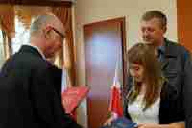 Gala Stypendiów Wójta Gminy Bolesławiec