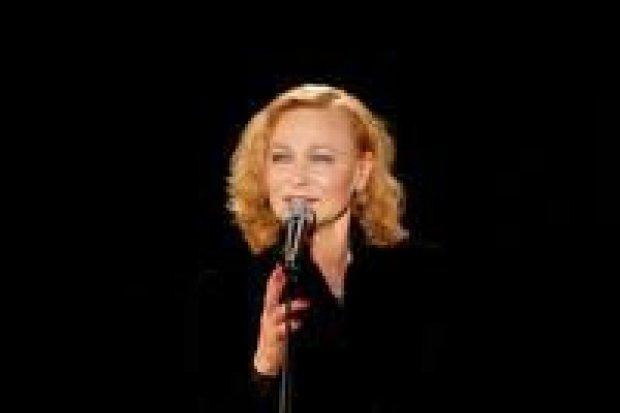 Geppert zaśpiewała w Forum