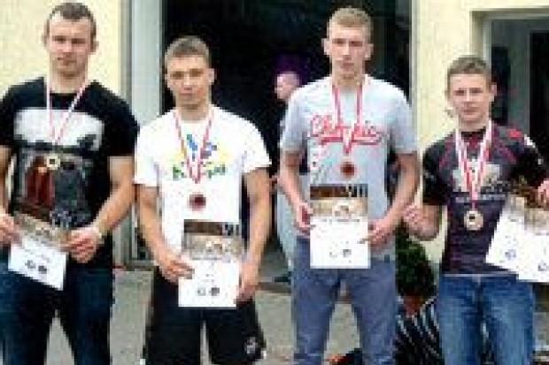 Gladiatorzy z 4 medalami