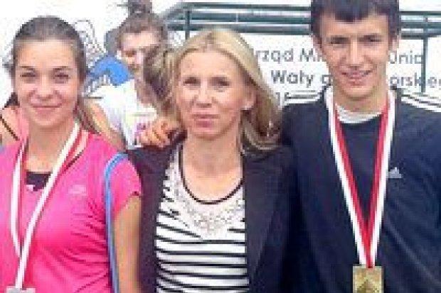 Lekkoatleci Bolesłavii z 3 medalami Mistrzostw Polski