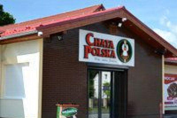 Uroczyste otwarcie Chaty Polskiej w Parowej