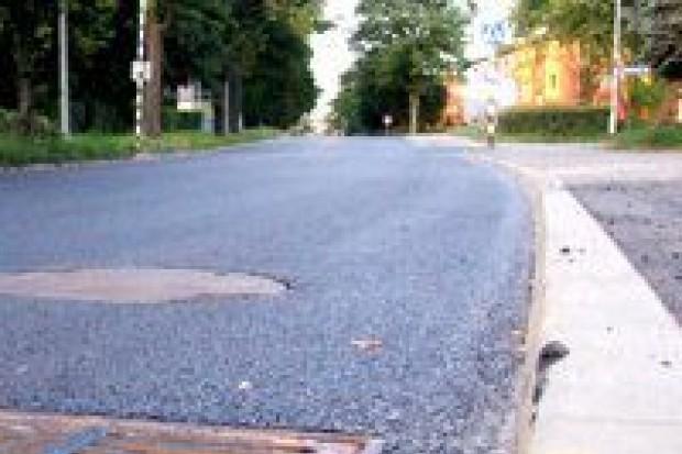 Ulica Podgórna nareszcie przejezdna