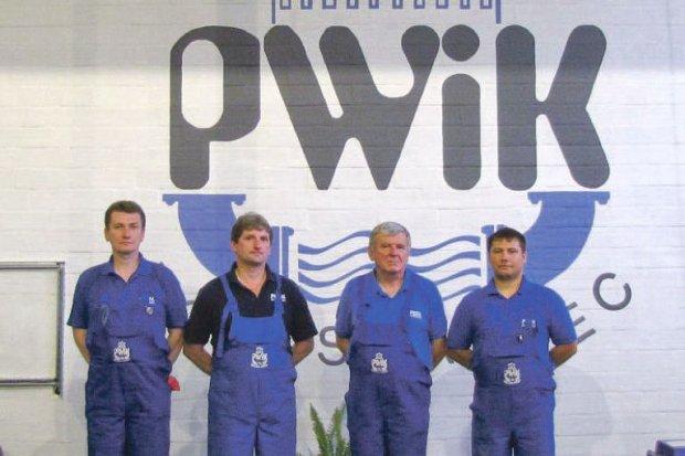 Tytuł Modernizacja Roku 2014 dla PWiK