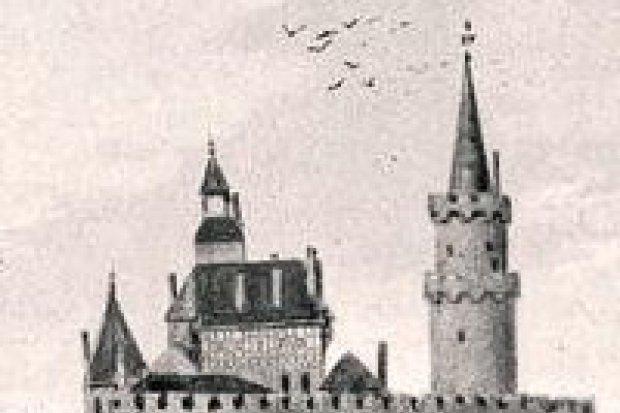 Dawny zamek we Wleniu