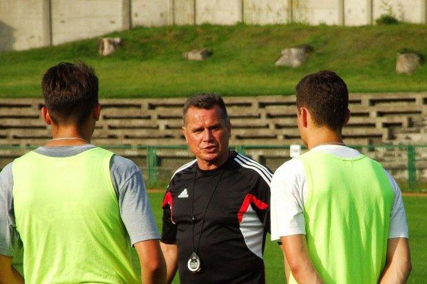 BKS: 18 piłkarzy na pierwszym treningu