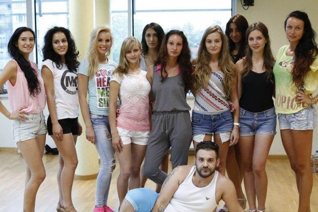 Pierwsze wybory Miss Bolesławieckiego Święta Ceramiki