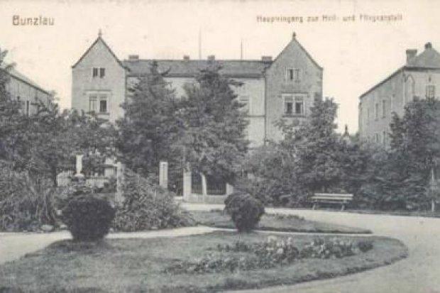 Dawny Szpital dla Nerwowo i Psychicznie Chorych w Bolesławcu