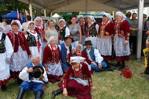 Biesiada zespołów folklorystycznych