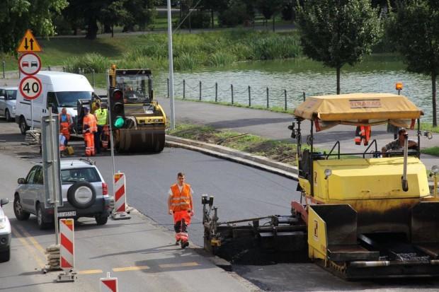 Ostatni etap przebudowy ul. Witelona i Skarbka