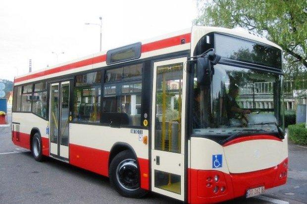 Autobusami MZK do Podgórzyna