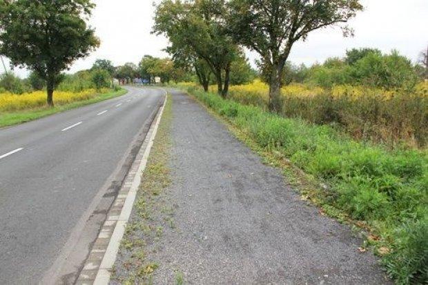 Chodnik przy Koskowickiej będzie asfaltowy