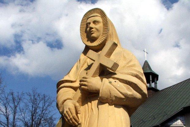 Park przy Zgorzeleckiej będzie nosić imię św. Marii de Mattias?