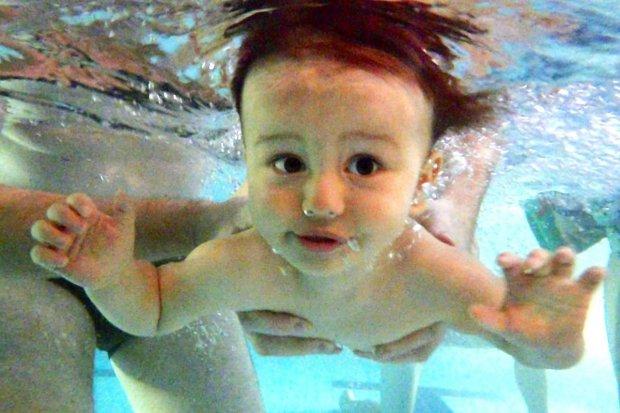 Pływanie dla niemowląt i małych dzieci