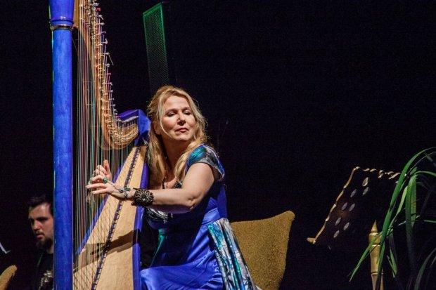 Czarodziejka harfy w MDK