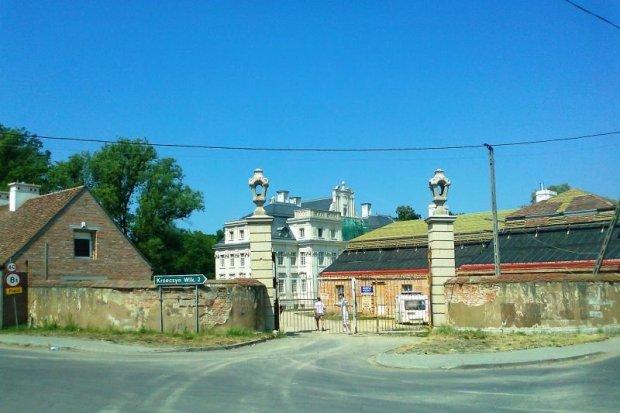 Zmiana przebiegu drogi powiatowej w Chróstniku