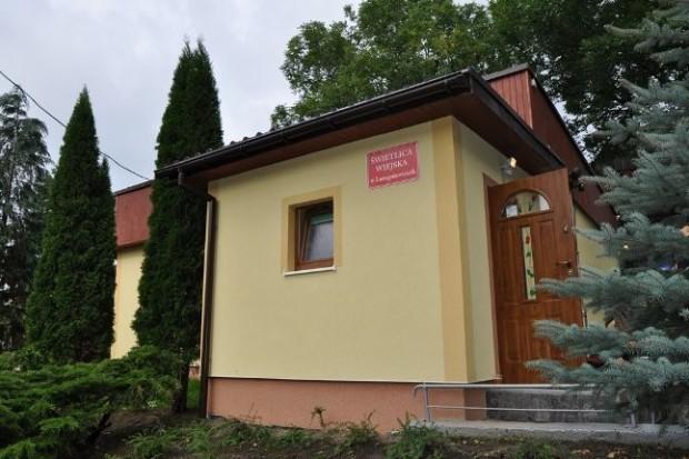 Otwarcie świetlicy w Lutogniewicach