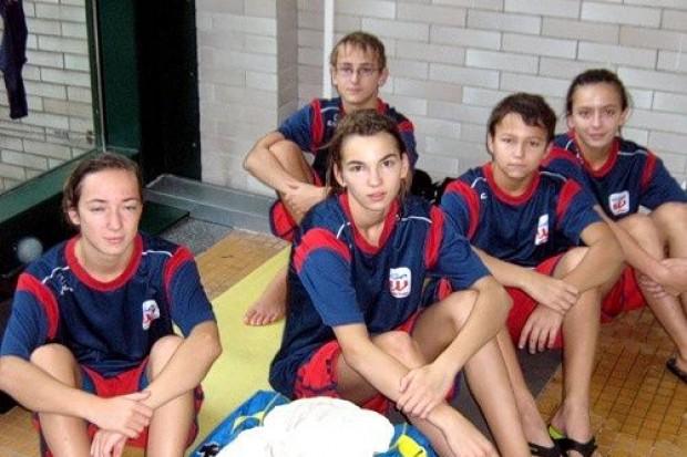 Młodzi legniczanie świetnie pływali w Dreźnie