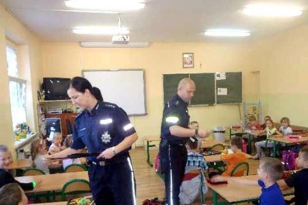 Bezpiecznie do szkoły ze zgorzelecką policją